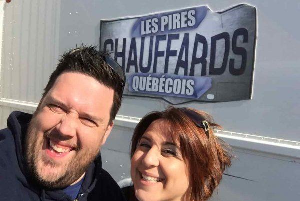 Mélanie Ghanimé   Les pires chauffards québécois